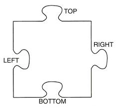 Extras Instruction Sheet The Community Puzzle