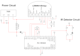 simple motor optical encoder schematic pyroelectro news view full schematic