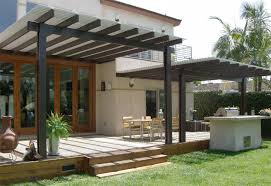 wood patio covers frame