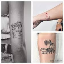 Bolí První Tetování Zanetmlcak