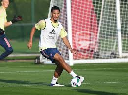 William saliba hasn't had the best time of it since he's been at arsenal, failing to force his way into mikel arteta's. Arsenal Missed Deadline For Paperwork On William Saliba Loan Move Claim Saint Etienne The Independent