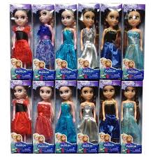 24 in 1 frozen elsa ana princess dolls frozen boneca 7 high mini doll kids toy good s gifts baby doll doll china toys kids dolls 18 doll from m fox