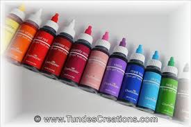 Chefmaster Gel Food Color Bundle Set Of 14 Colors With Color Chart