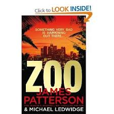 book review zoo james patterson Pinterest