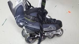 Mission Inhaler Ac7 Inline Roller Blades Hockey Skates Youth