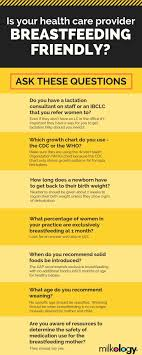 Is Your Ped Breastfeeding Friendly Questions To Ask