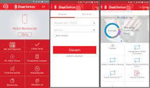 Ziraat Mobil Bankacılık Uygulaması