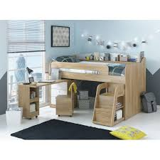 mid sleeper with pull out desk from argos 279