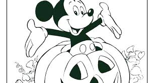 Mickey Mouse Birthday Coloring Pages Free Mickey Mouse Coloring