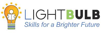 lightbulb % guaranteed job placement professional skills career skills personality development