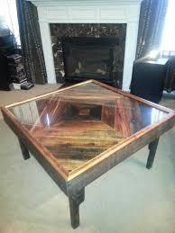 Black Walnut Coffee Table Black Walnut Pallet Into Coffee Table O Pallet Ideas O 1001 Pallets