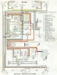 67 vw bug wiring diagram images vw tech article 1968 69 wiring thesamba type 1 wiring diagrams