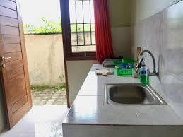 acmodation bali melrose kost kitchen room