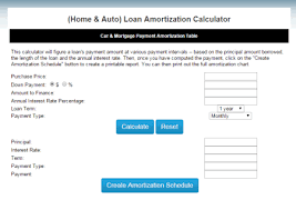 Loan Amortization Calculator Annual Payments 103 Best Free Online Amortization Schedule Maker
