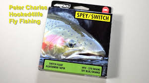 Airflo Spey Line Chart Fishing And Casting The Airflo Switch Float Allrounder Taper