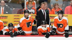 flyers nhl hakstols success with flyers could open nhl doors for college coaches