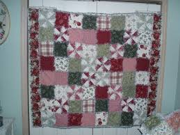 311 best Rag Quilts images on Pinterest | Automobile, Bandana ... & Rag Quilt. Christmas ... Adamdwight.com