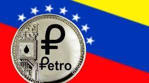 Image result for VENEZUELA PETRO PIC WITH PRESIDENT MADURO