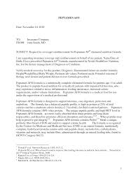 Appeal Clinical Letter Homework Sample Akmcleaningservices Com