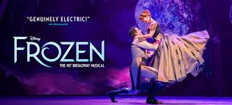 Disney Frozen The Broadway Musical Homepage