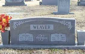 WEAVER, VELMA - Benton County, Arkansas | VELMA WEAVER - Arkansas  Gravestone Photos
