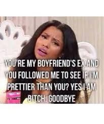 Ex Boyfriends Girlfriend on Pinterest   Ex Boyfriend, Boyfriend ... via Relatably.com