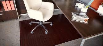 chair mat with lip. Standard Bamboo Chairmat 5mm Chair Mat With Lip D