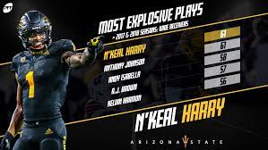 N'Keal Harry may be the 2019 NFL Draft ...