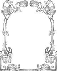 paper photo frame designs