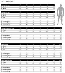 Correct Haglofs Jacket Size Chart 2019