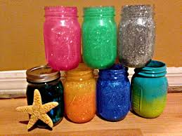 Ways To Decorate Glass Jars DIY Mason Jar Crafts Jazz Transgender YouTube 15