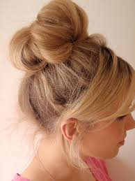 Sock Bun Hair Style to sock bun or not to sock bun pearls on a string 1026 by wearticles.com