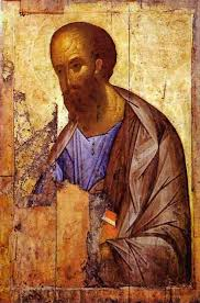 apostle paul by rublev1