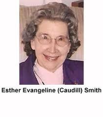 Esther Evangeline (Caudill) Smith (2018)