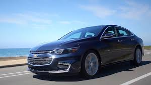 2017 Chevy Malibu - Review and Road Test - YouTube