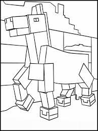 Minecraft Da Colorare E Stampare 14