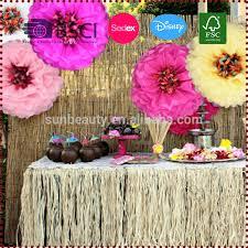 Paper Flower Business Wholesale Giant Tissue Paper Flower Party Decoration Pom Poms Flower