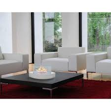 Indoor Coffee Table With Fire Pit Fire Table Diane 8 Interior Cool Fireplace Mantel Kits Decor