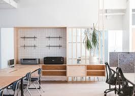 space furniture toronto. space furniture toronto chung transforms factory floor into flexible workspace w