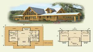 Log Cabin Floor Plans Log Cabin Floor Plans  Yellowstone Log 4 Bedroom Log Cabin Floor Plans