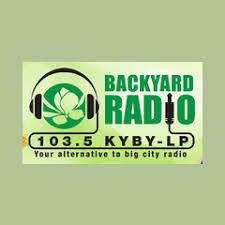 Listen To Kyby Lp Backyard Radio 103 5 Fm On Mytuner Radio