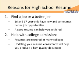 Update Resume 11 Th Grade Postsecondary Visits And Admissions 2