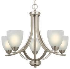 kira home weston 24 chandelier alabaster glass shades brushed nickel