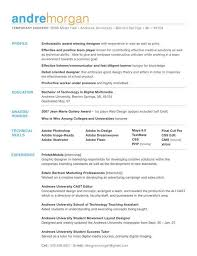 Giving Your Resume Visual Appeal The Career Development Center Blog