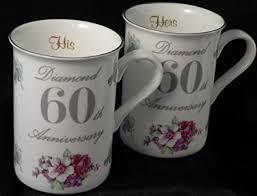 anniversary pair of mugs