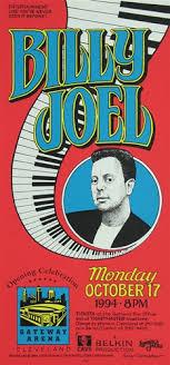 Billy joel poster by jdesign. Billy Joel Original Concert Poster Vintage Rock Poster Gary Grimshaw