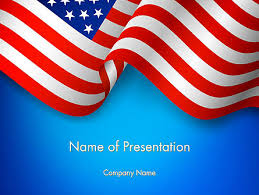 American Patriotism Powerpoint Template And Google Slides Theme