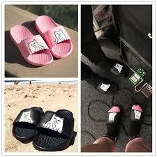 Mens Fashion Summer Sandal Ripndip Lord Nermal Slides Non