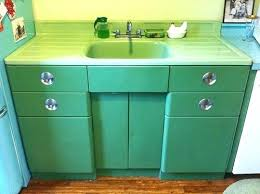 vintage kitchen sink cabinet. Delighful Vintage Vintage Kitchen Sink And Prewar Farmhouse Sinks Were I Believe  Generally Manufactured Using A Cast   With Vintage Kitchen Sink Cabinet