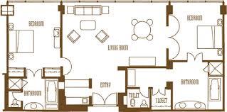 2 bedroom suites in las vegas. fllorplan for 2 bedroom penthouse suite in las vegas suites